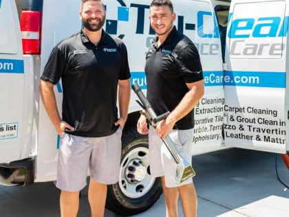 Industry Certified Carpet Cleaning in Cape Coral