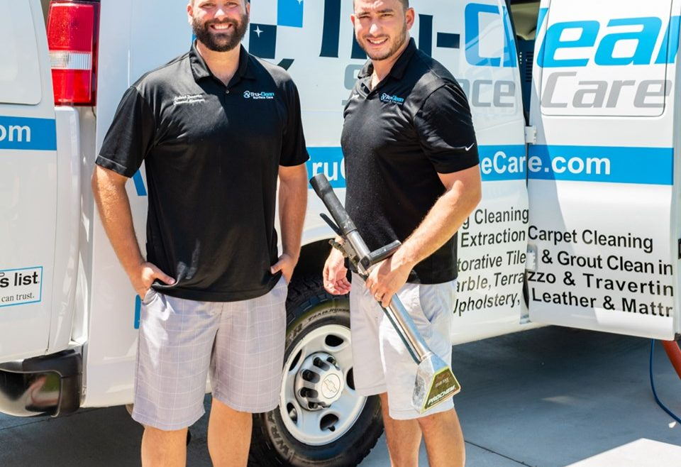 Award Winning Carpet Cleaning In SW Florida