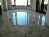 Marble Floor Polishing After