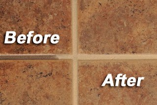 Tired of Dirty Grout Lines? Color Seal Them!