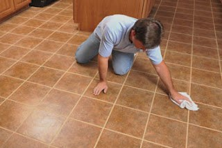 Grout Color Sealing In SW Florida