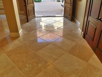 Travertine Surface Care Throughout SW Florida