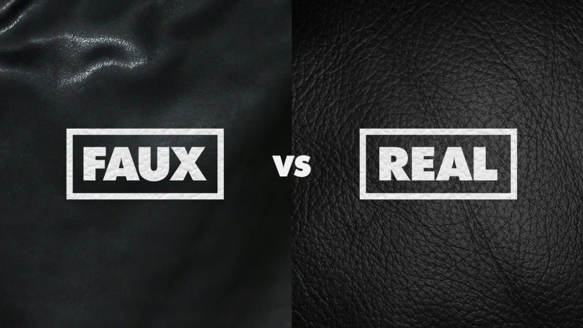 The Difference Between REAL Leather Furniture and PU Leather