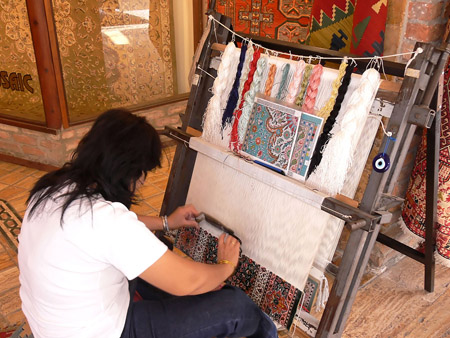 Oriental & Wool Rug Cleaning Services