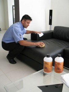 Leather Cleaning Cape Coral