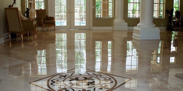 Travertine, Granite, Marble Cleaning and Repair in SW Florida