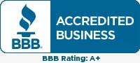 Better Business Bureaus. Click to verify.