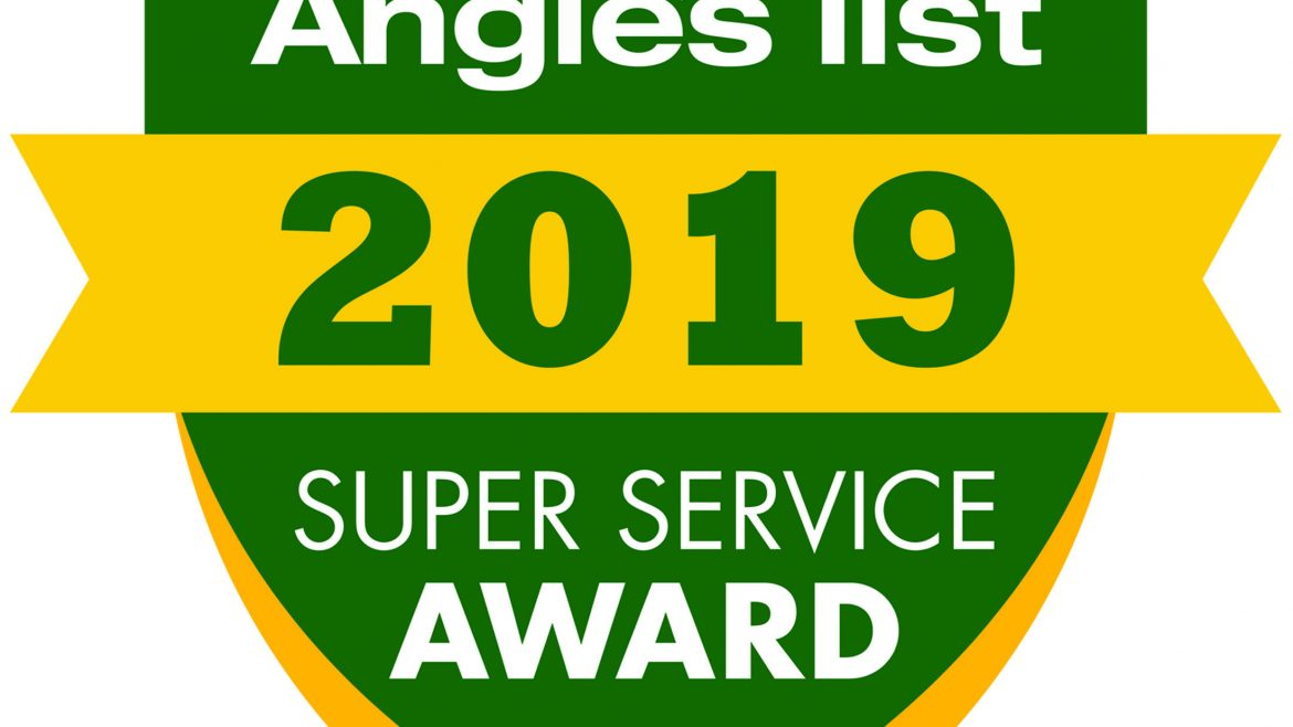 Angie's List Awards Tru-Clean Surface Care Highest Award