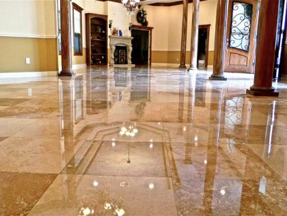 Marble Polishing and Scratch Removal Throughout SW Florida