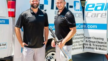 Carpet Cleaning Cape Coral - A+ Rated By The BBB