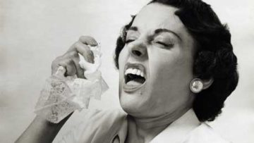 Watery Eyes - Stuffy Nose - Allergens?  Blame It On Your Carpeting.