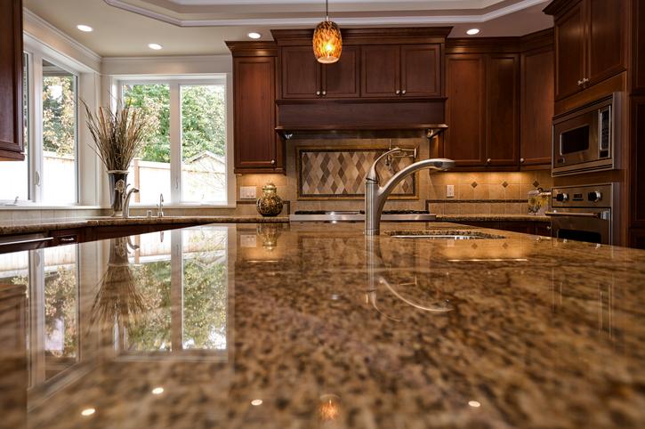Granite Countertop Cleaning, Repairs and Sealing in SW Florida
