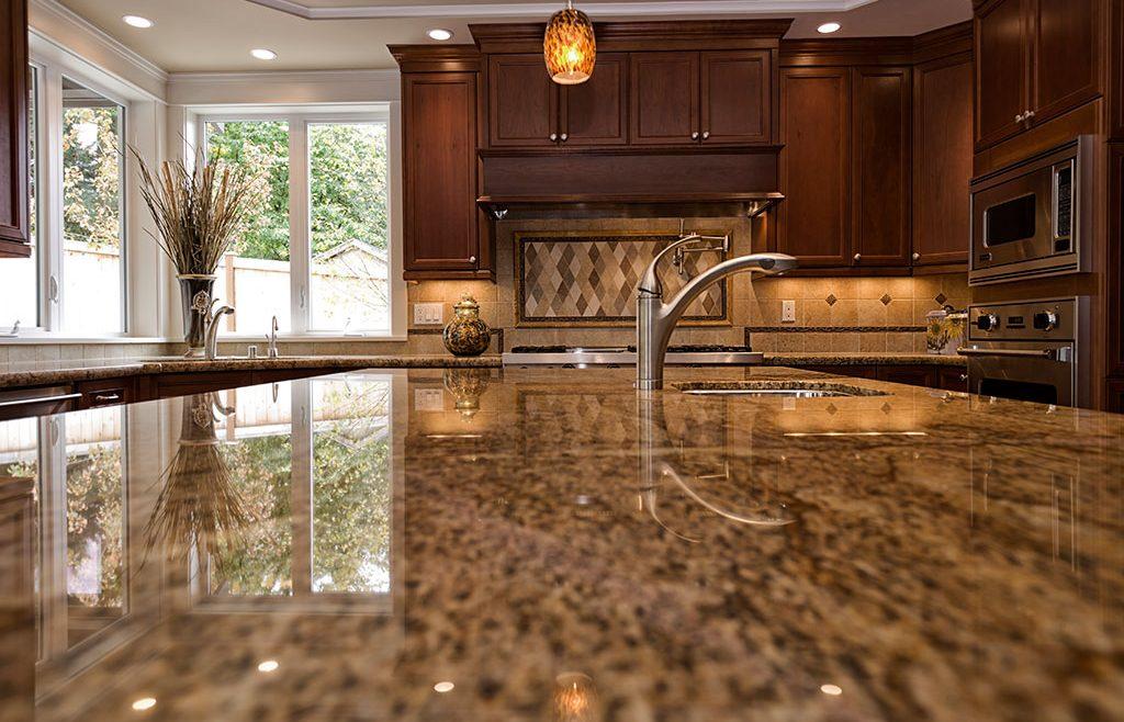 Granite Countertop Cleaning, Sealing and Repair In SW Florida