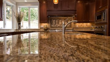 Granite Countertop Cleaning, Sealing and Repair In SW Florida