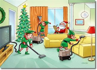Carpet and Tile Cleaning Just In Time For The Holidays