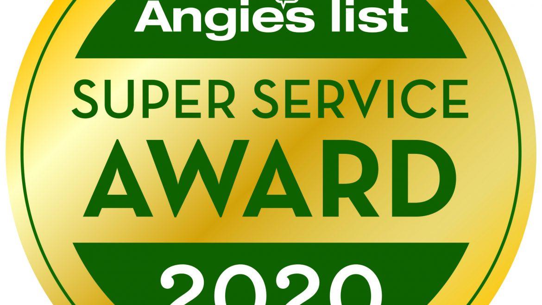 Tru-Clean Surface Care Wins Angie's List Super Service Award