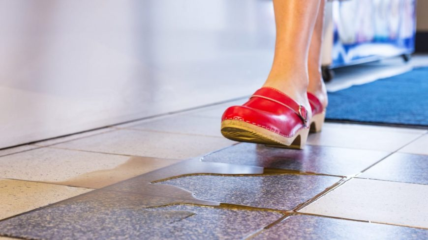 Slip Resistant Coating For Your Tile Areas In SW Florida